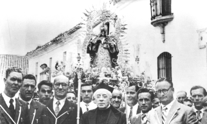 Virgen de Calañas