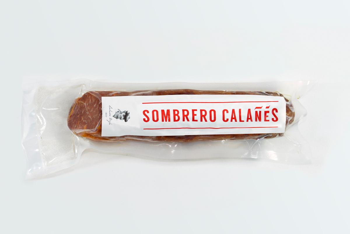 Imagen 2 de: Caña de lomo aliño tradicional Sombrero Calañés
