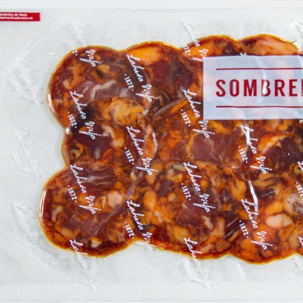 Loncheado Chorizo Ibérico Bellota Sombrero Calañés